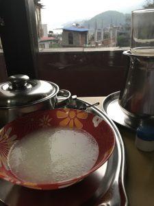Congee rice