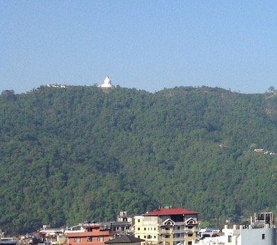 World Peace Stupa