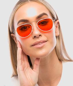 BLUblox sleep glasses